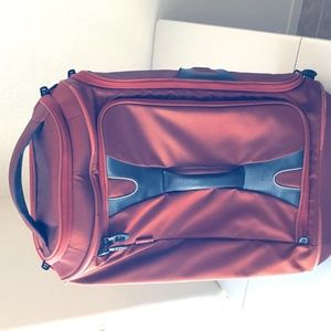 Tumi Tech carry-on luggage